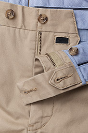 Polo Ralph Lauren - Stretch Slim Fit Chino Short - tailored shorts - classic khaki - 3