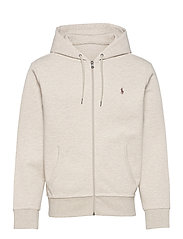 Double-Knit Full-Zip Hoodie - EXPEDITION DUNE H