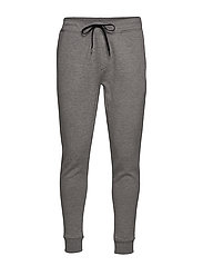 Double-Knit Jogger - BATTALION HEATHER