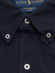 Polo Ralph Lauren - Featherweight Mesh Shirt - oxford shirts - aviator navy - 2