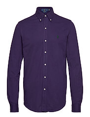 Featherweight Mesh Shirt - BRANFORD PURPLE