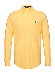 Featherweight Mesh Shirt - EMPIRE YELLOW/C79