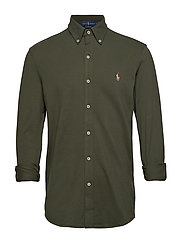 Featherweight Mesh Shirt - ESTATE OLIVE/C836