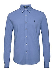 Featherweight Mesh Shirt - FRENCH BLUE/C3125