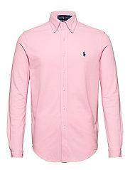 Featherweight Mesh Shirt - GARDEN PINK/C7996