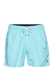 TRAVELER SHORT - HAMMOND BLUE