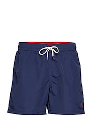 5½-Inch Traveler Swim Trunk - NEWPORT NAVY