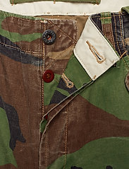 Polo Ralph Lauren - Classic Tapered Fit Cargo Pant - cargobukser - surplus camo - 4