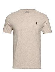 Custom Slim Crewneck T-Shirt - EXPEDITION DUNE H