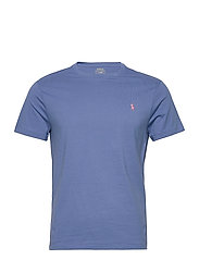 Custom Slim Crewneck T-Shirt - FRENCH BLUE/C3125