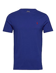 Custom Slim Crewneck T-Shirt - HERITAGE ROYAL/C3