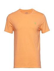 Custom Slim Fit Cotton T-Shirt - KEY WEST ORANGE
