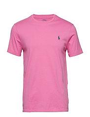 Custom Slim Fit Cotton T-Shirt - MAUI PINK