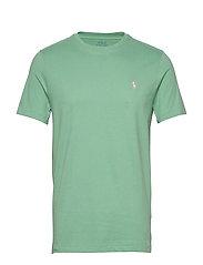 Custom Slim Crewneck T-Shirt - PISTACHIO/C3113