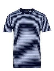 Custom Slim Fit T-Shirt - AUSTIN BLUE/NEWPO