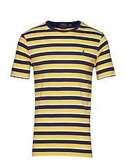 Custom Slim Fit T-Shirt - CHROME YELLOW MUL
