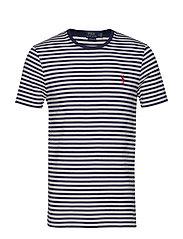 Custom Slim Fit T-Shirt - NEVIS/NEWPORT NAV
