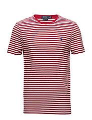 Custom Slim Fit T-Shirt - POLO SPORT RED/WHITE