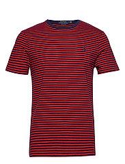 Custom Slim Fit T-Shirt - RL 2000 RED/NEWPO
