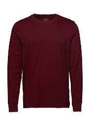 Custom Slim Fit T-Shirt - CLASSIC WINE/C798