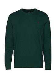 Custom Slim Fit T-Shirt - COLLEGE GREEN/C39
