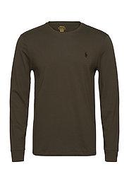 Custom Slim Fit T-Shirt - COMPANY OLIVE/C97