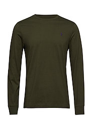 Custom Slim Fit T-Shirt - ESTATE OLIVE/C498