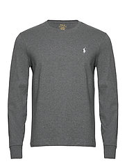 Custom Slim Fit T-Shirt - FORTRESS GREY HEA