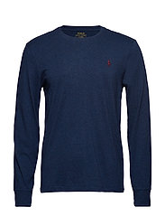 Custom Slim Fit T-Shirt - MONROE BLUE HEATH