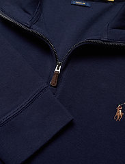 Polo Ralph Lauren - Estate-Rib Cotton Pullover - half zip - cruise navy - 2