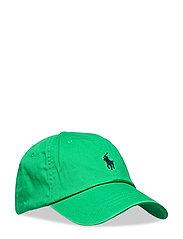 Cotton Chino Baseball Cap - GOLF GREEN