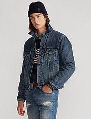 Polo Ralph Lauren - Faded Denim Trucker Jacket - denim jackets - trenton - 0