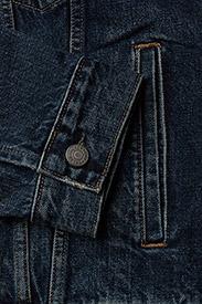 Polo Ralph Lauren - Faded Denim Trucker Jacket - denim jackets - trenton - 4