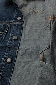 Polo Ralph Lauren - Faded Denim Trucker Jacket - denim jackets - trenton - 5