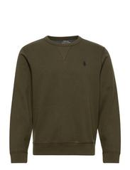Double-Knit Sweatshirt - COMPANY OLIVE/C97