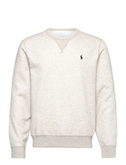 Double-Knit Sweatshirt - LT SPORT HEATHER/