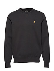 Double-Knit Sweatshirt - POLO BLACK/GOLD P