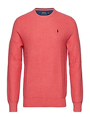 Cotton Crewneck Sweater - HIGHLAND ROSE HEA