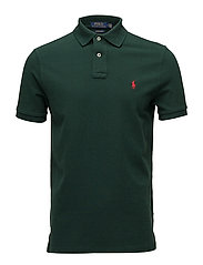 SSKCCMSLM1-SHORT SLEEVE-KNIT - COLLEGE GREEN