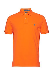 SSKCCMSLM1-SHORT SLEEVE-KNIT - SAILING ORANGE