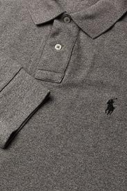 Polo Ralph Lauren - Custom Slim Long-Sleeve Polo - long-sleeved polos - canterbury heathe - 2