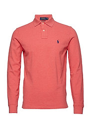 Custom Slim Fit Mesh Polo - HIGHLAND ROSE HEA