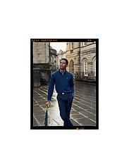 Polo Ralph Lauren - Jersey Half-Zip Pullover - svetarit - aviator navy - 0