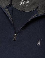 Polo Ralph Lauren - Jersey Half-Zip Pullover - svetarit - aviator navy - 3