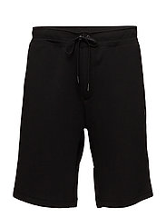 Double-Knit Athletic Short - POLO BLACK