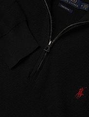 Polo Ralph Lauren - Cotton Half-Zip Sweater - half zip - polo black - 2