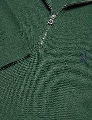 Polo Ralph Lauren - Cotton Half-Zip Sweater - half zip - scotch pine heath - 2