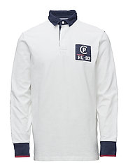 CP-93 Classic Fit Rugby Shirt - WHITE