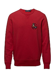 CP-93 Cotton-Blend Sweatshirt - POLO SPORT RED