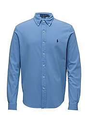 Featherweight Mesh Shirt - NANTUCKET BLUE
